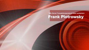SQL Transaktionsprotokoll verkleinern