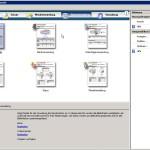 DPM-Verwaltungskonsole mit funktionierender Berichterstattung