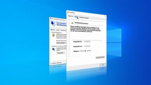 Remotedesktopverbindung: RDG Zertifikat installieren